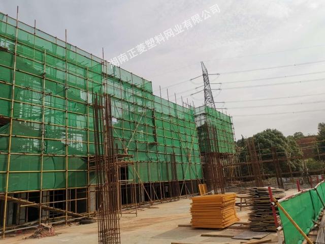 江西南昌新建区项目工地安全网